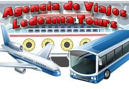 ledesma tours logo